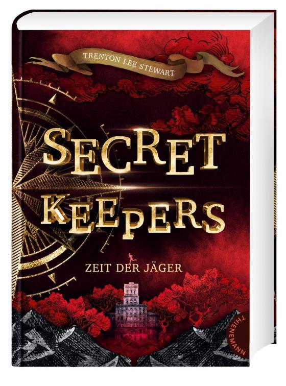 Cover-Bild Secret Keepers 2: Zeit der Jäger
