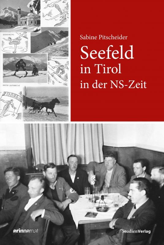Cover-Bild Seefeld in Tirol in der NS-Zeit