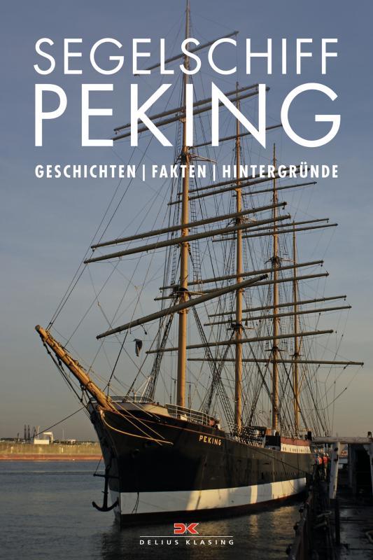 Cover-Bild Segelschiff Peking