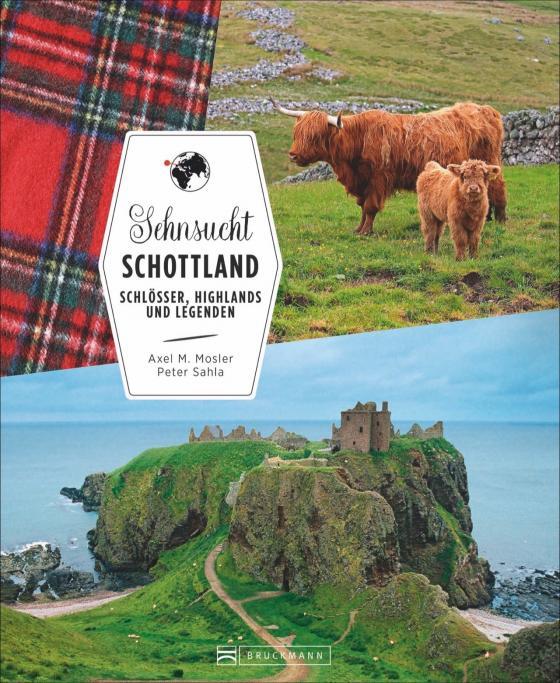 Cover-Bild Sehnsucht Schottland