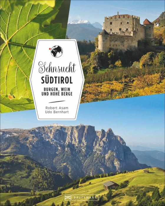 Cover-Bild Sehnsucht Südtirol