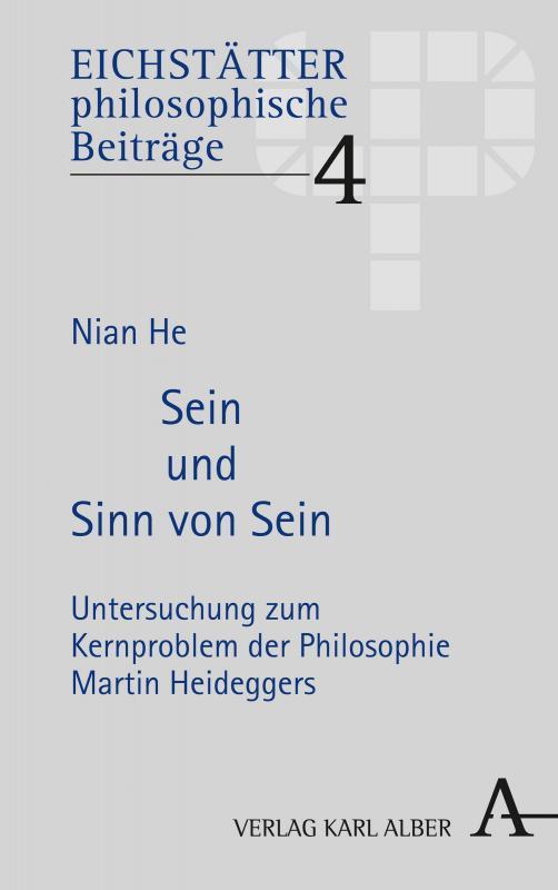 Cover-Bild Sein und Sinn von Sein