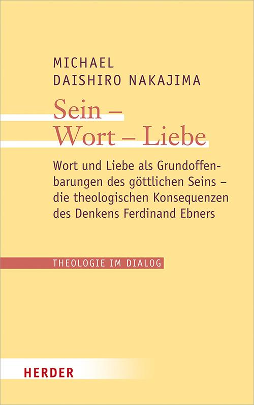 Cover-Bild Sein – Wort – Liebe