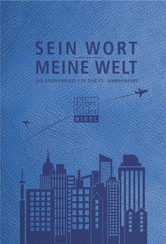 Cover-Bild Sein Wort - meine Welt. Kunstlederausgabe