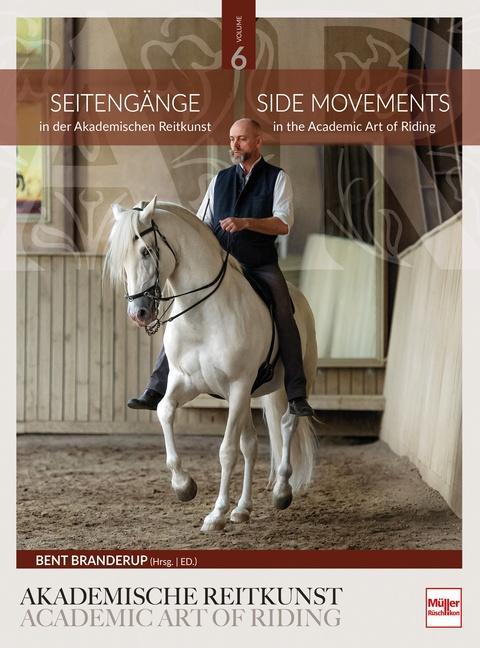Cover-Bild Seitengänge in der Akademischen Reitkunst