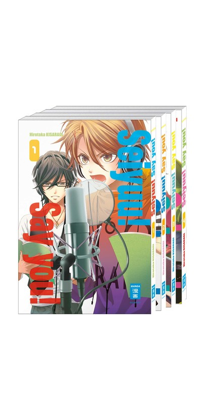 Cover-Bild Seiyuu! Say you! - Komplettpaket