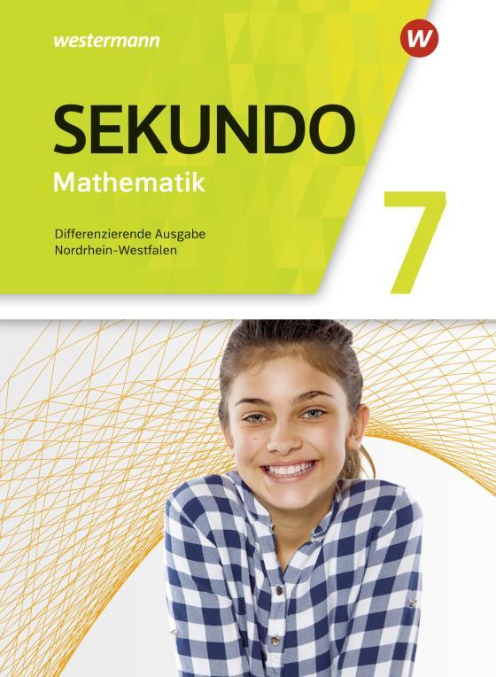 Cover-Bild Sekundo - Mathematik für differenzierende Schulformen / Sekundo - Mathematik für differenzierende Schulformen - Ausgabe 2018 für Nordrhein-Westfalen