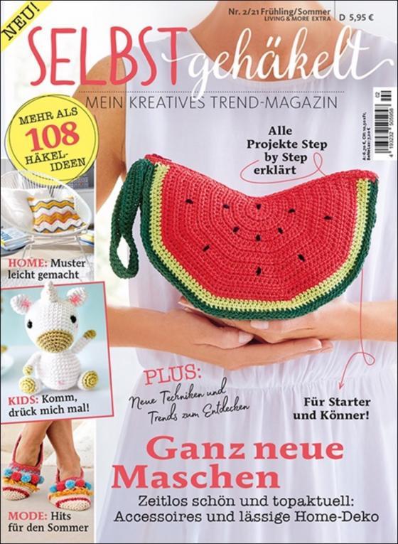 Cover-Bild Selbst Gehäkelt 01/21