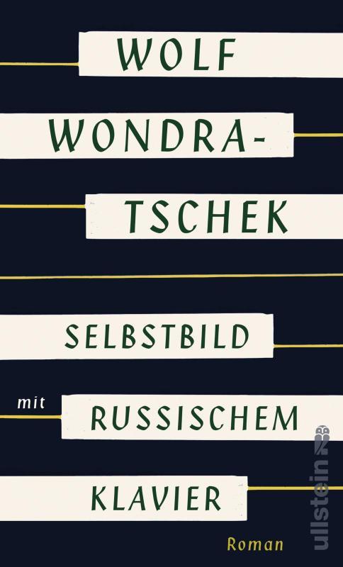 Cover-Bild Selbstbild mit russischem Klavier