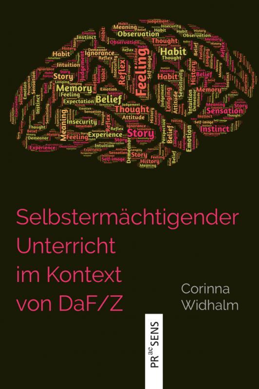 Cover-Bild Selbstermächtigender Unterricht im Kontext von DaF/Z