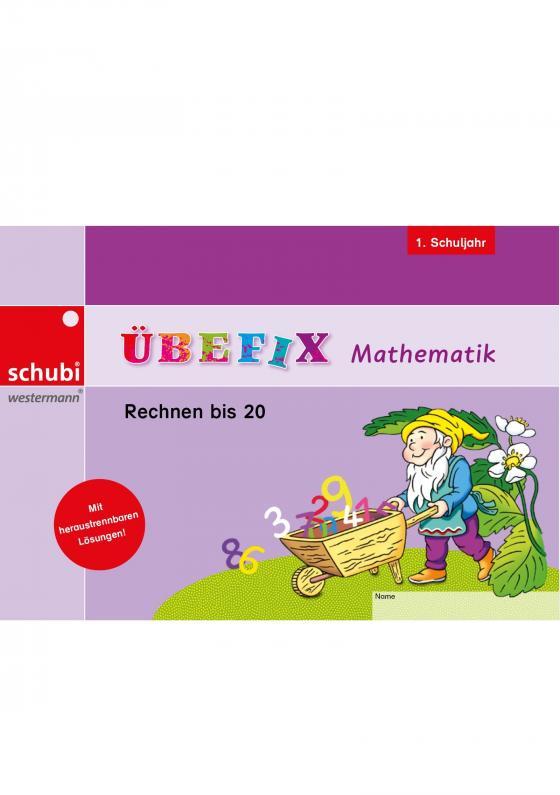 Cover-Bild Selbstlernhefte Mathematik / Übefix Mathematik