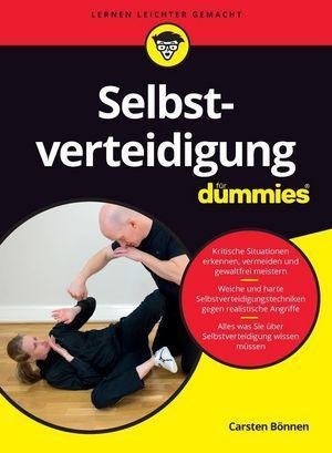 Cover-Bild Selbstverteidigung für Dummies