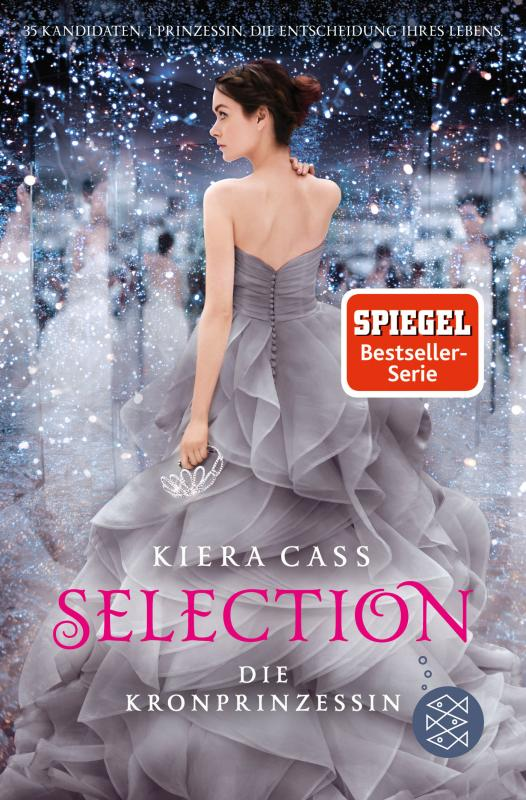 Cover-Bild Selection – Die Kronprinzessin