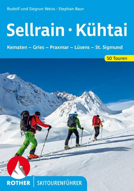 Cover-Bild Sellrain - Kühtai