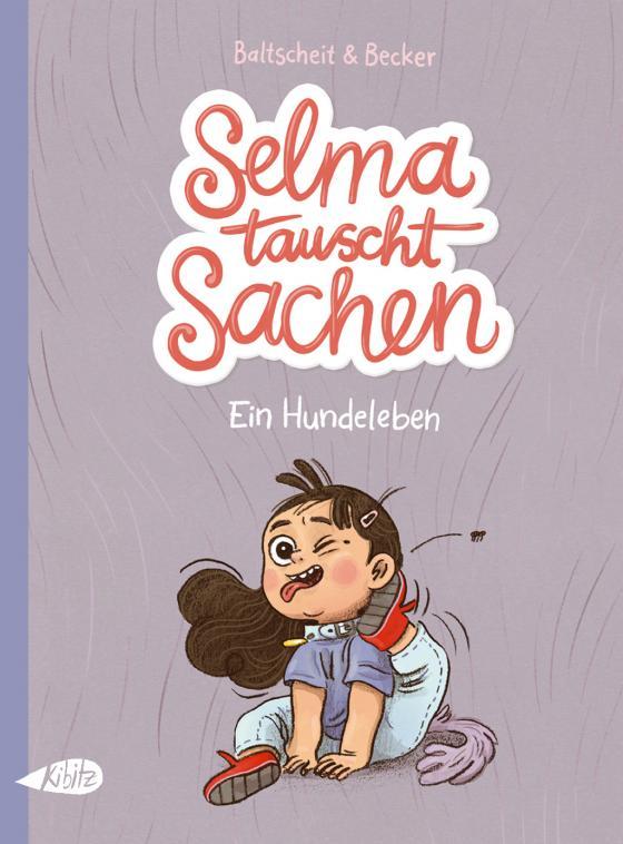 Cover-Bild Selma tauscht Sachen. Ein Hundeleben