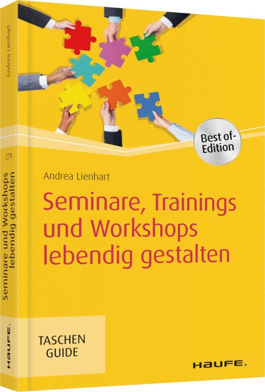 Cover-Bild Seminare, Trainings und Workshops lebendig gestalten
