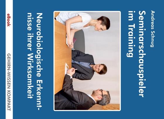 Cover-Bild Seminarschauspieler im Training