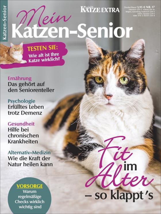Cover-Bild Senior: Geliebte Katze Extra
