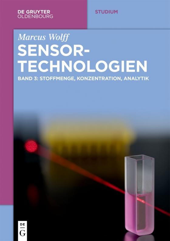 Cover-Bild Sensor-Technologien