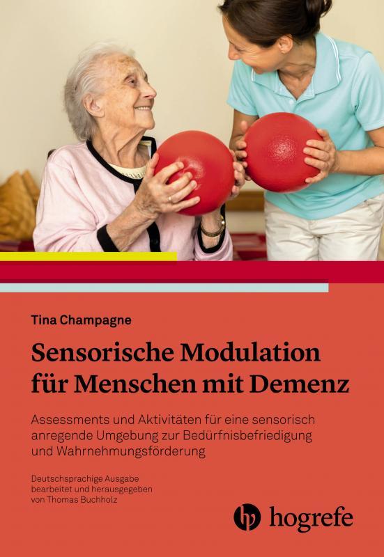 Cover-Bild Sensorische Modulation für Menschen mit Demenz