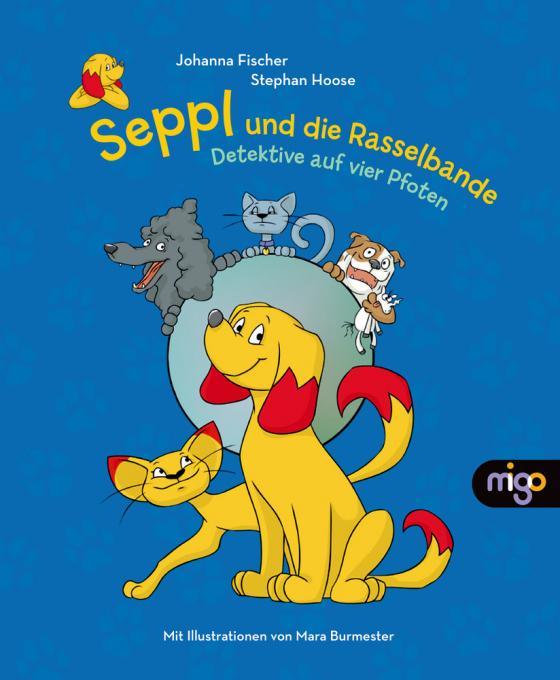 Cover-Bild Seppl und die Rasselbande
