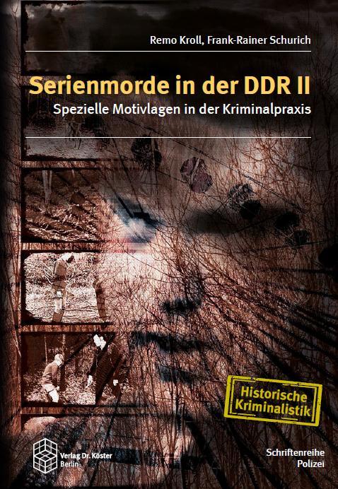 Cover-Bild Serienmorde in der DDR II