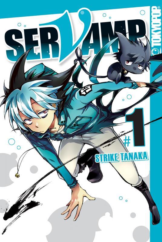 Cover-Bild Servamp - Band 01