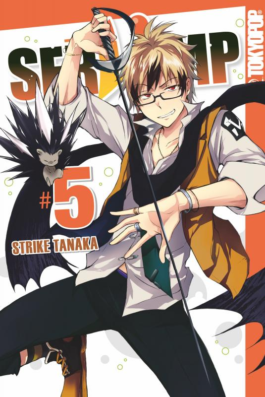 Cover-Bild Servamp - Band 05