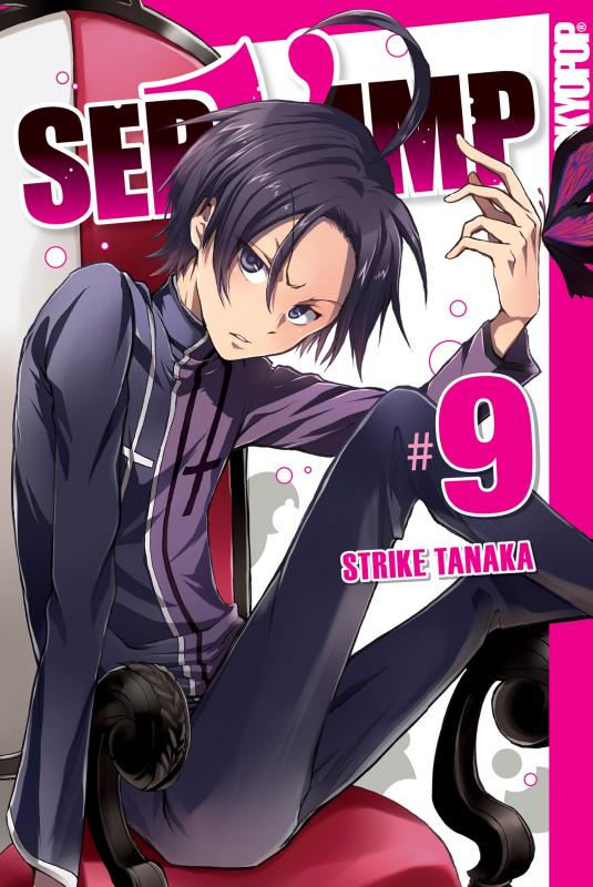 Cover-Bild Servamp - Band 09