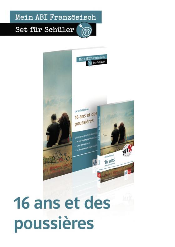 Cover-Bild Set 16 ans et des poussières - für Schüler