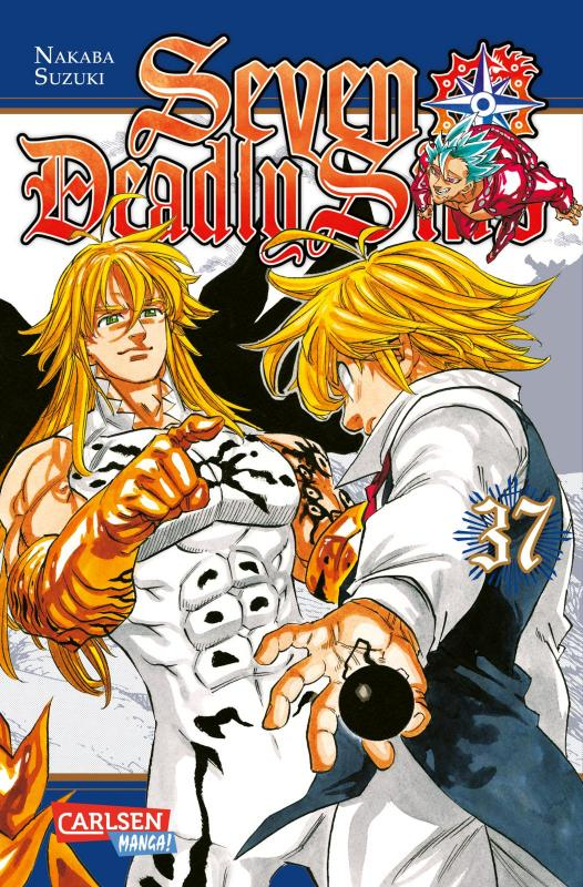 Cover-Bild Seven Deadly Sins 37