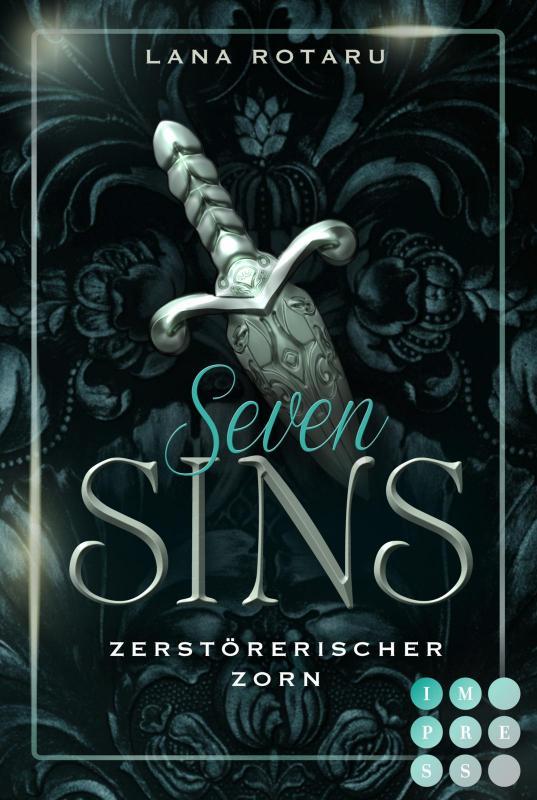 Cover-Bild Seven Sins 5: Zerstörerischer Zorn