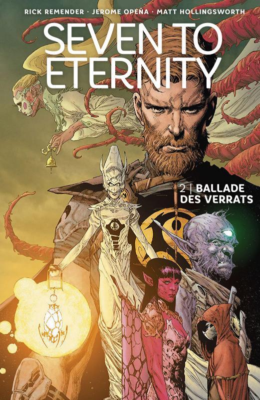 Cover-Bild Seven to Eternity 2: Ballade des Verrats