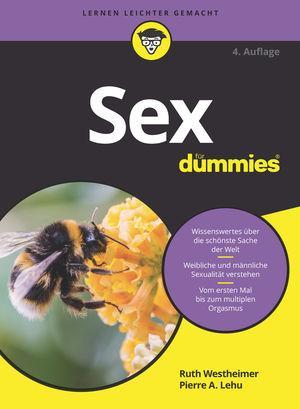 Cover-Bild Sex für Dummies
