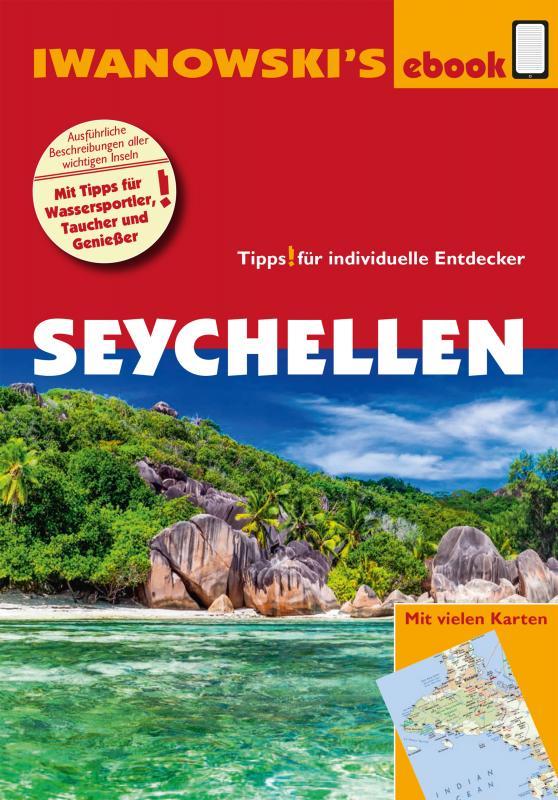 Cover-Bild Seychellen - Reiseführer von Iwanowski