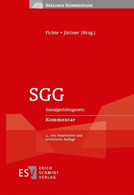 Cover-Bild SGG