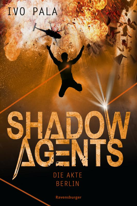 Cover-Bild Shadow Agents, Band 2: Die Akte Berlin