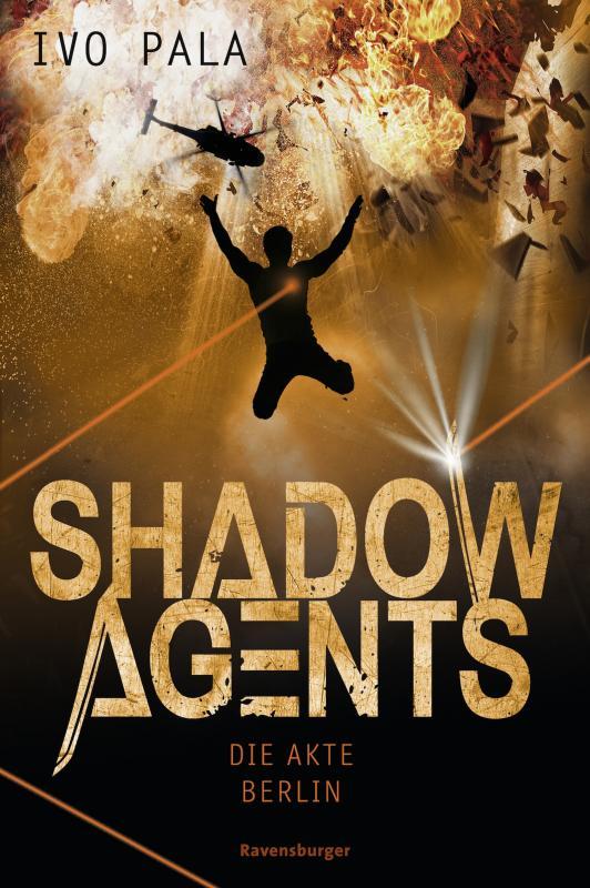 Cover-Bild Shadow Agents, Band 2: Die Akte Berlin