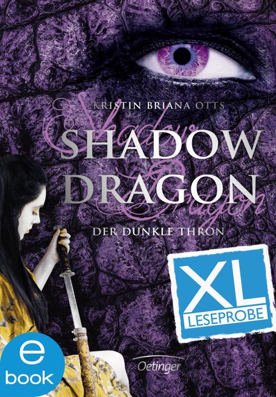 Cover-Bild Shadow Dragon. Der dunkle Thron - XL Leseprobe