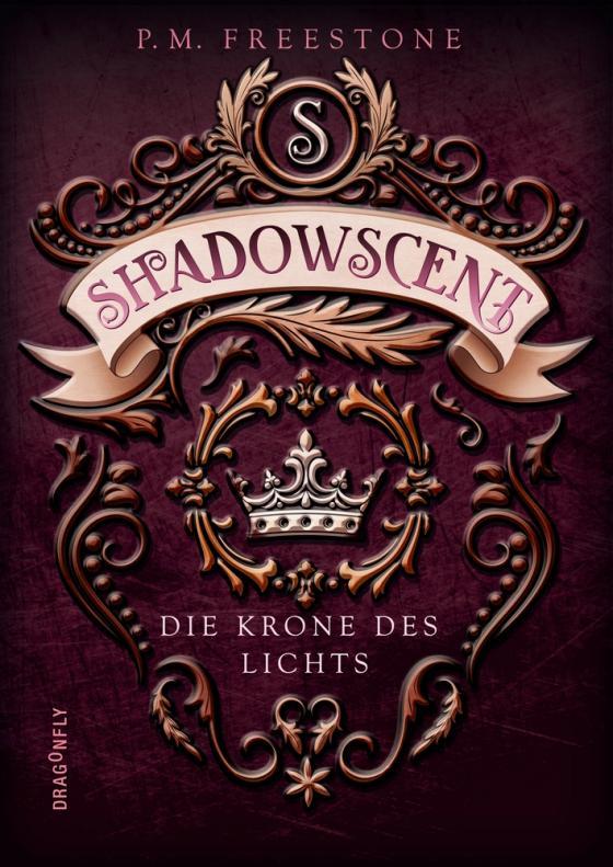 Cover-Bild Shadowscent - Die Krone des Lichts