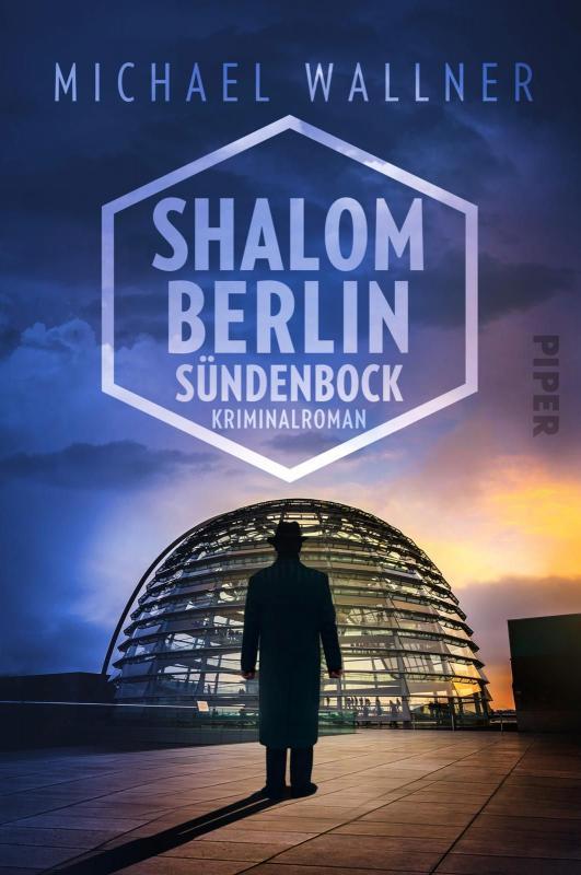 Cover-Bild Shalom Berlin – Sündenbock