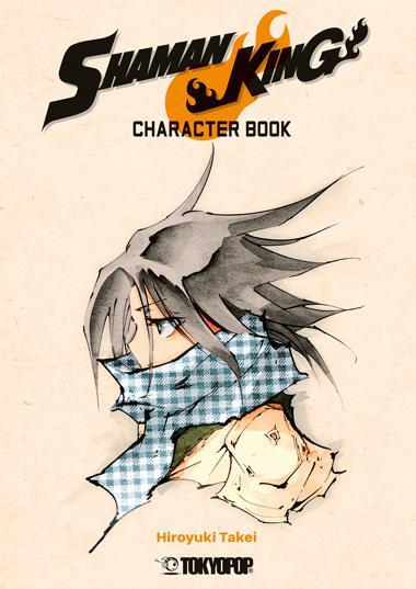 Cover-Bild Shaman King Character Book