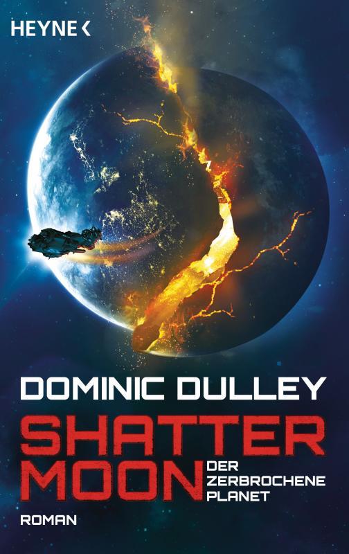 Cover-Bild Shattermoon – Der zerbrochene Planet
