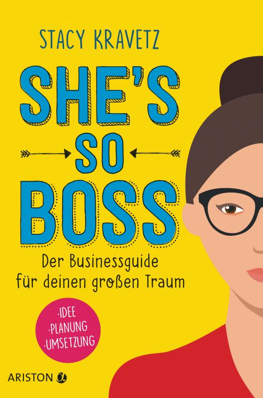 Cover-Bild She's so boss