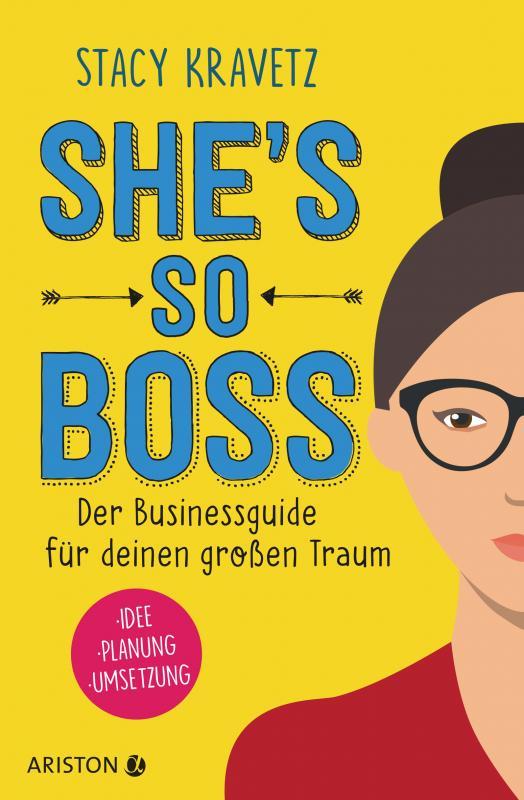 Cover-Bild She's so boss