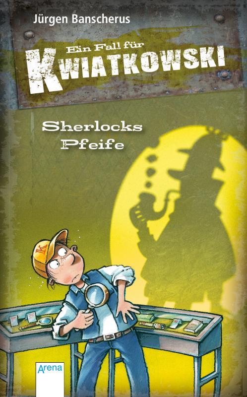 Cover-Bild Sherlocks Pfeife