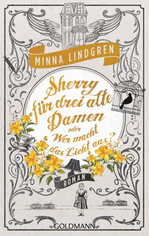 Cover-Bild Sherry für drei alte Damen oder Wer macht das Licht aus?