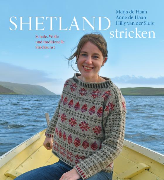 Cover-Bild Shetland stricken