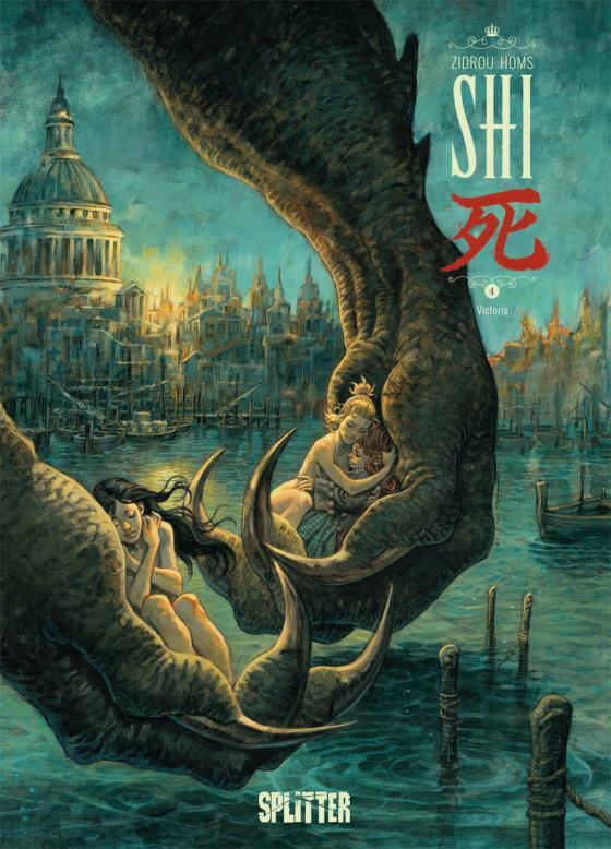 Cover-Bild SHI. Band 4