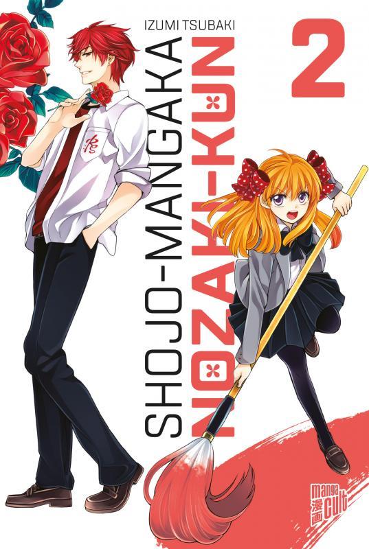 Cover-Bild Shojo-Mangaka Nozaki-kun 2